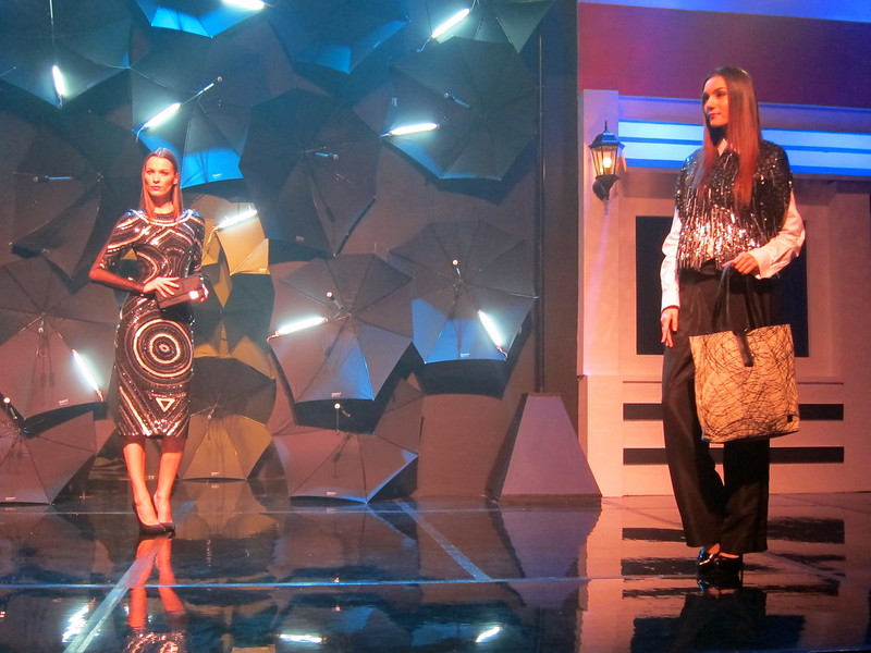 Rajo Laurel's show for National Book Store