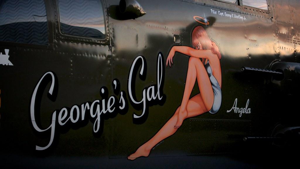 Georgie's Gal - Angela