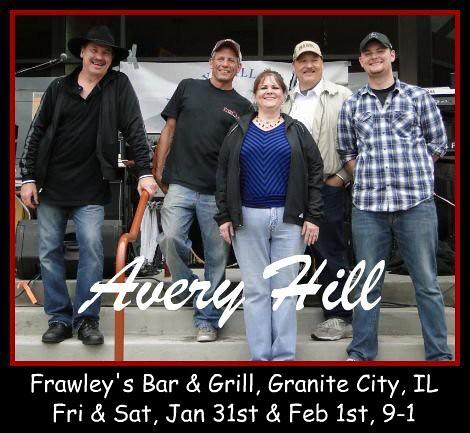 Avery Hill 1-31, 2-1-14