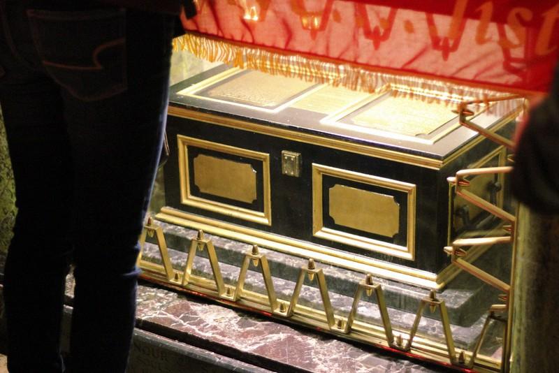 saint valentine's relics