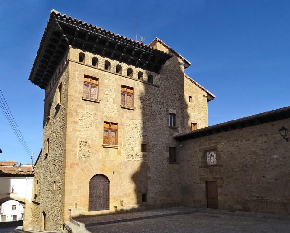 La Iglesuela del Cid Casa Guijarro Comarca del Maestrazgo Teruel