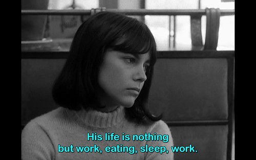 Working life (Masculin Feminin)