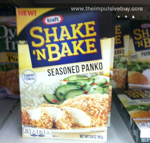 Kraft Shake 'n Bake Seasoned Panko