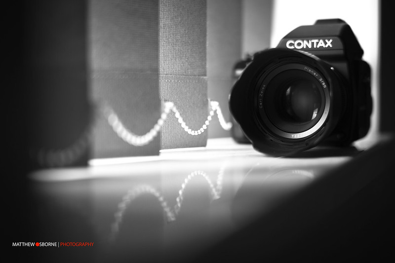 Contax 645 - For Sale!
