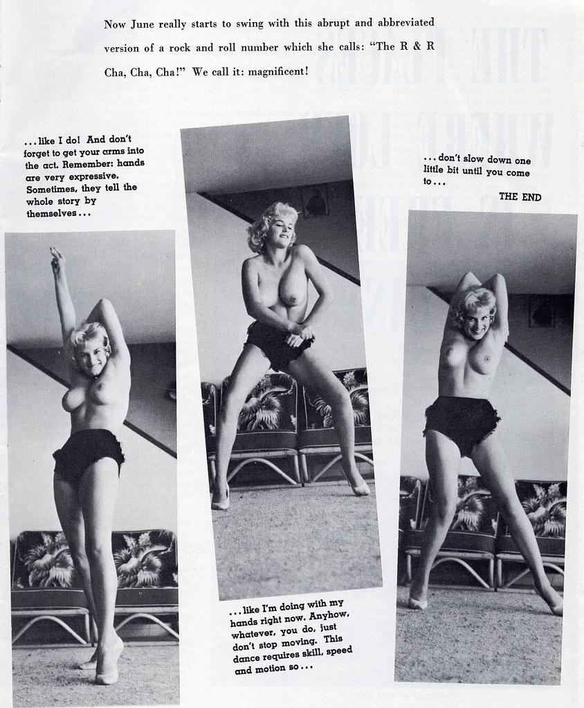 June Wilkinson Mermaid Annual 1960
