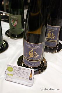 Domaine Zinck Vins D'Alsace Grand Cru Gewurztraminer Eichberg 2010