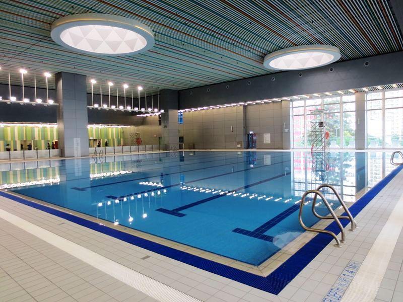 Lam Tin Swimming Pool