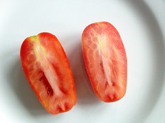 San Marzano? Plum Heirloom Tomato