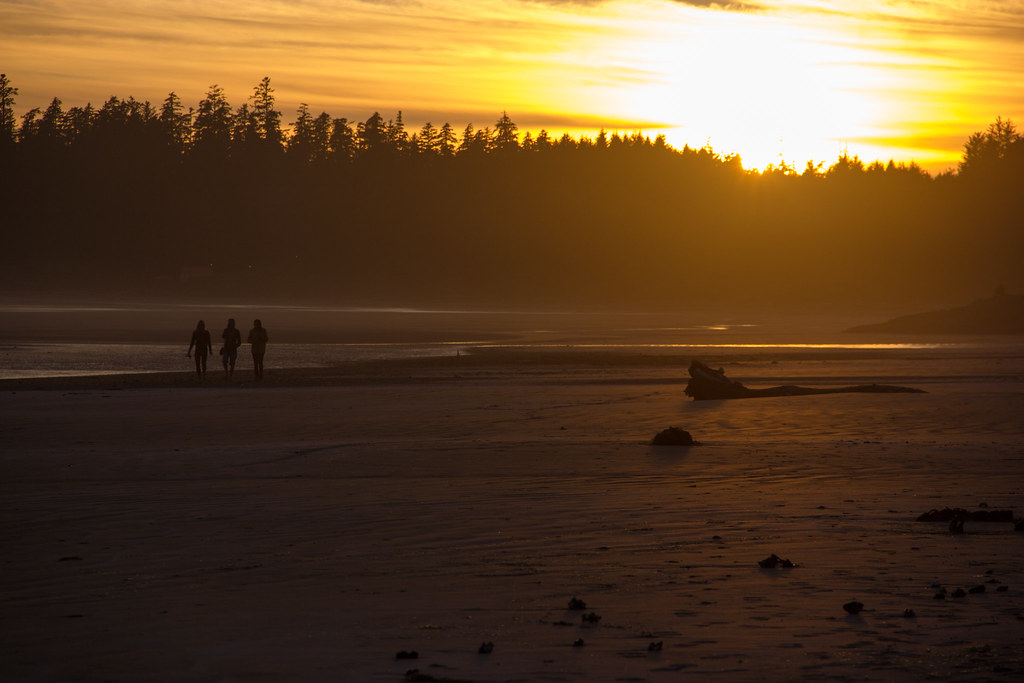 Pacific Rim National Park Sunset