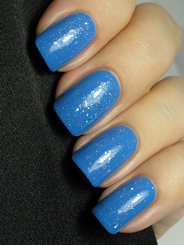 Essie Avenue Maintain & KBShimmer I Only Have Ice For You