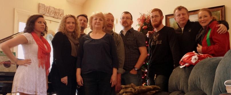 Partain Family (Christmas 2013)