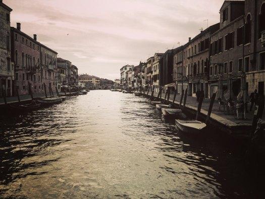 Venecia, Santa Croce. Italia