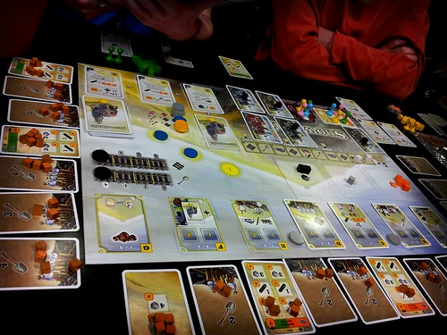 Playing #Snowdonia with the guys by Maggibot