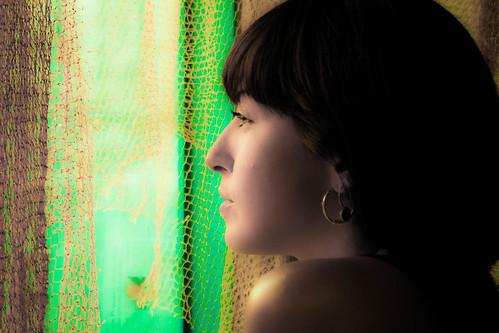 Marzia alla finestra by Rossella Sferlazzo