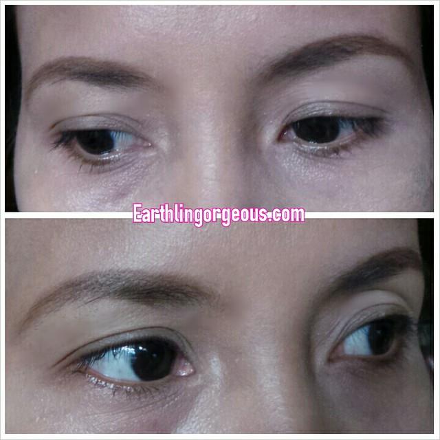 Makeup Factory Eyebrow Mascara review