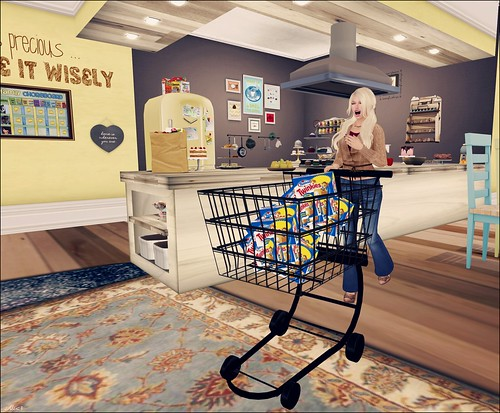 Day 274 - Just A Little Shopping