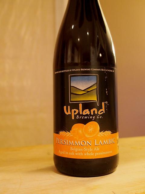 Upland Persimmon Lambic