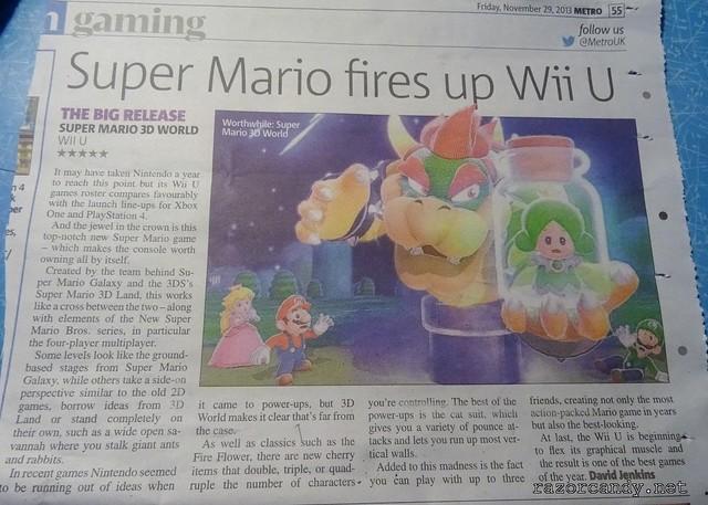 super mario 3d world WIP (7)