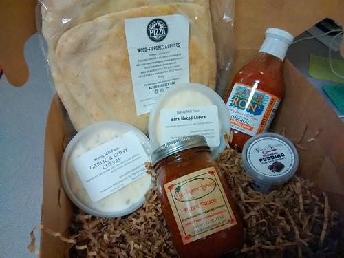 Feb. 10: Relay Foods Winter Tasting Box
