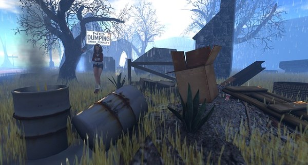 SL10B - Second Life Shatoetry by Crap Mariner