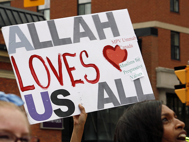 allah loves us all
