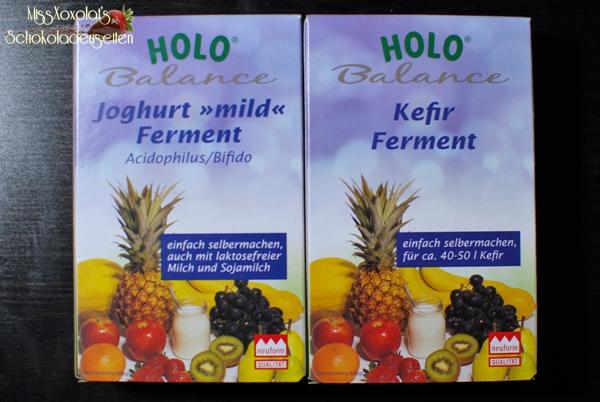 Joghurt- und Kefirferment
