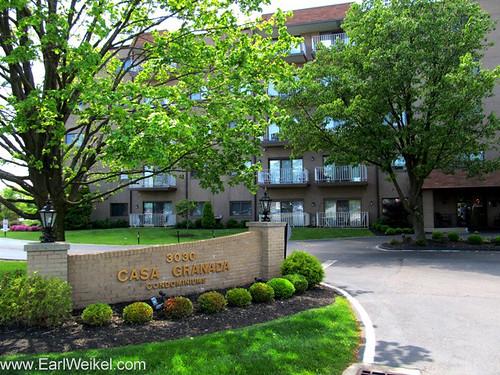 Casa Granada Condos Louisville KY 40220 are high rise condos for sale off Breckenridge Ln by EarlWeikel.com