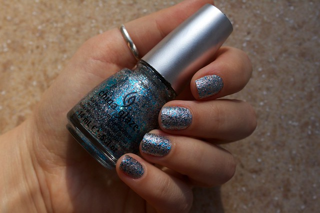 09 China Glaze Lorelei's Tiara
