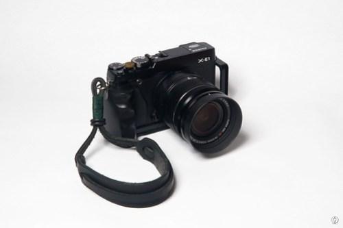 My Fuji X-E1
