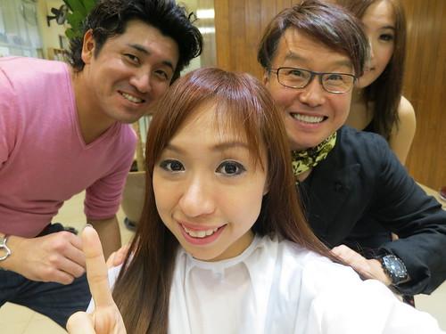 Shunji Matsuo Blogger, Good hairsalons in Singapore, hair colour, hair dye, hair treatment, Hair treatments, Hair treatments at Shunji Matsuo 313, nadnut, Ombre, Promotions at Shunji Matsuo, Shunji Matsuo Hair Studio, Shunji Matsuo Shiseido event, Shiseido Hair Treatment, Shunji Matsuo Shiseido Spring/Summer Blogger event