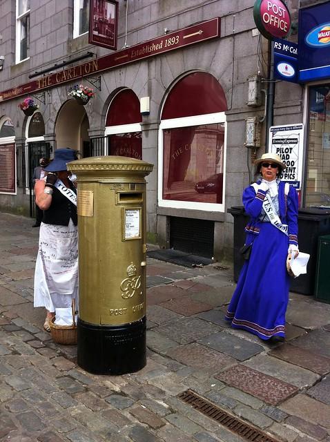 2013-08-03 Walk for Women Aberdeen