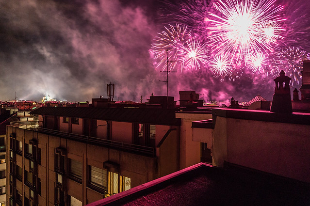 Fêtes de Genève Fireworks