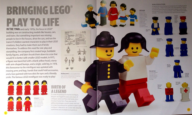 Bringing LEGO Play to Life