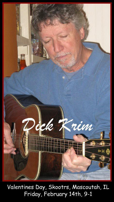 Dick Krim 2-14-14