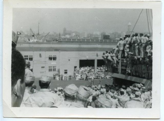 Korean War Vets, Seattle, 1951 (5 of 7)