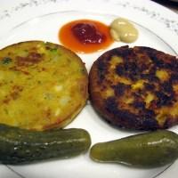 Veggie Masala Burger Taste-off