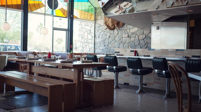 Kings Highway Diner Counter