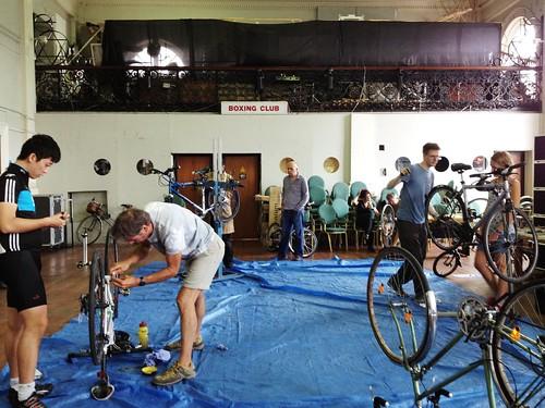 bicycle maintenance club