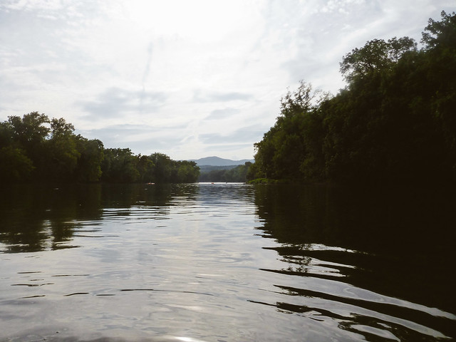 tubing down the shenandoah