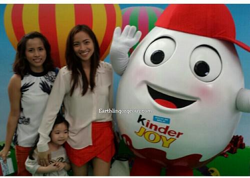Kinder Joy launch at SM MOA