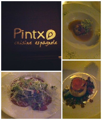 Pintxo Collage