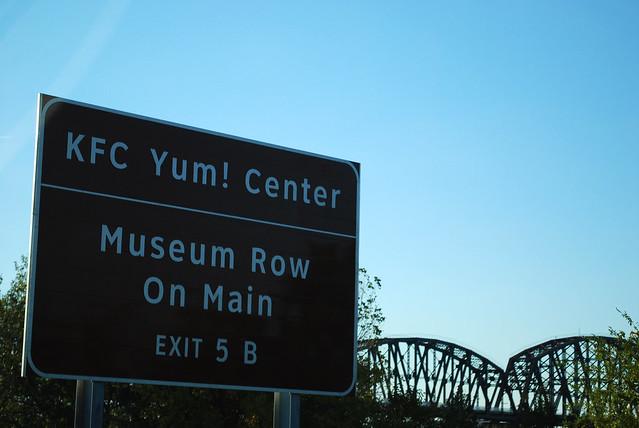 Leg5-KFC Yum Center