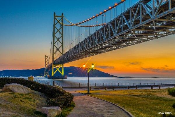 Akashi Kaikyo Bridge (4) - Akashi, Japan.jpg