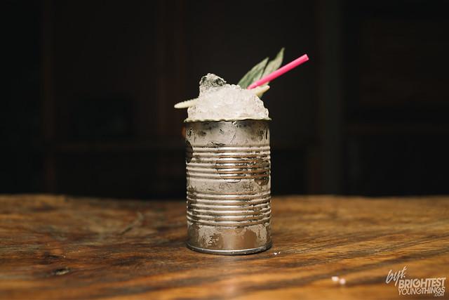 Dram & Grain Spring 2017 Cocktails