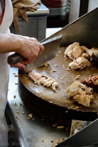 Hainenese Chicken Rice Man