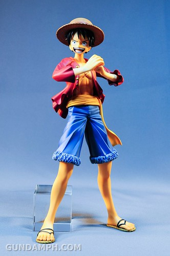 Monkey D. Luffy - P.O.P Sailing Again - Figure Review - Megahouse (17)