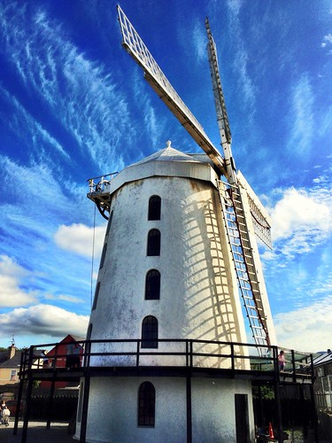 Blennerville Windmill by SpatzMe