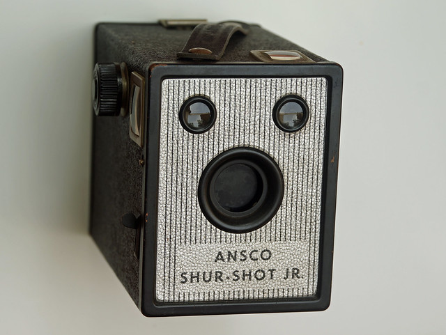Ansco Shur-Shot Jr.