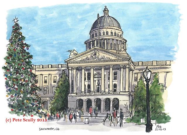 capitol building xmas 2013 sm