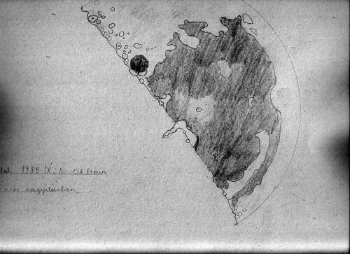 First Half Moon - Az első félhold - Bognár Tamás -Zákány